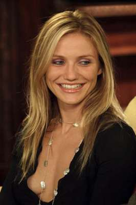 cameron diaz breast