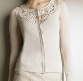 Christian Dior - Crocheted Cardigan