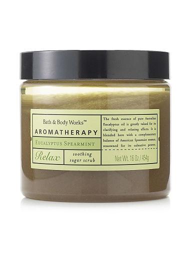 Aromatherapy Sugar Scrub -Bathandbodyworks.com
