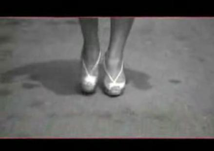 """Jill's Shoes from """"Hate On Me"""" Video"""