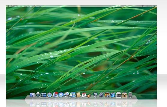 MAC OS X Leopard - Source: Apple.com