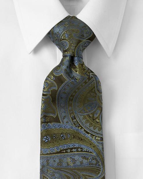 Nordstrom Silk Tie - Source:Nordstrom.com