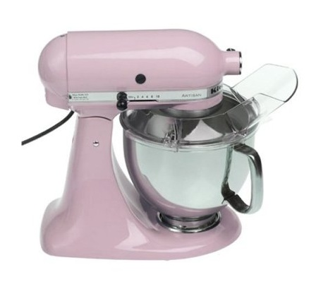 KitchenAid 5-Quart Stand Mixer - Source: Amazon.com