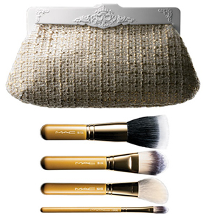 MAC Heirloom Face Brush Set - Source: Nordstrom.com