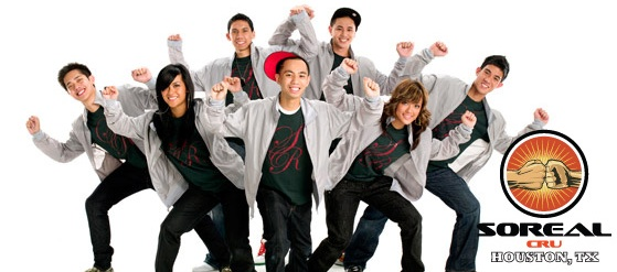 SoReal Cru, Houston Dance Crew