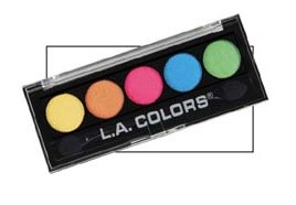 LA Colors Tease Palette