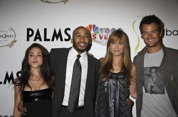 """Cast of """"Las Vegas"""""""