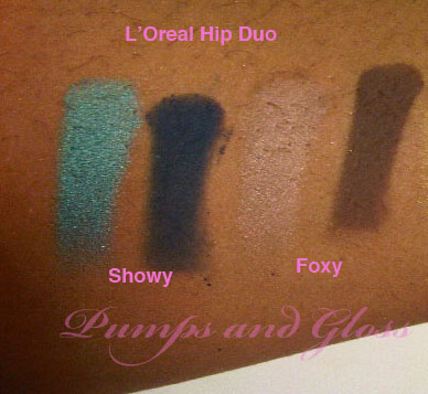 L'Oreal HiP Duo in Showy and Foxy