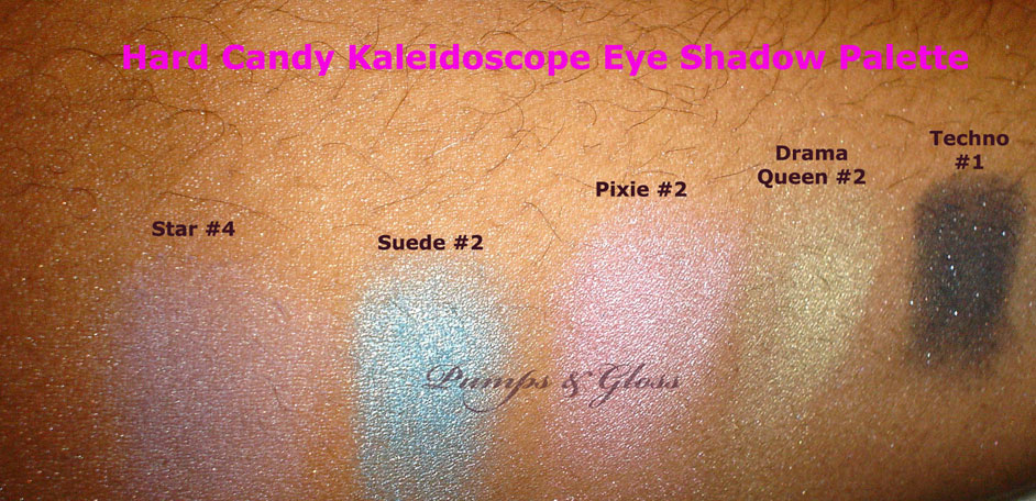 Star #4, Suede #2, Pixie #2, Drama Queen #2, Techno #1