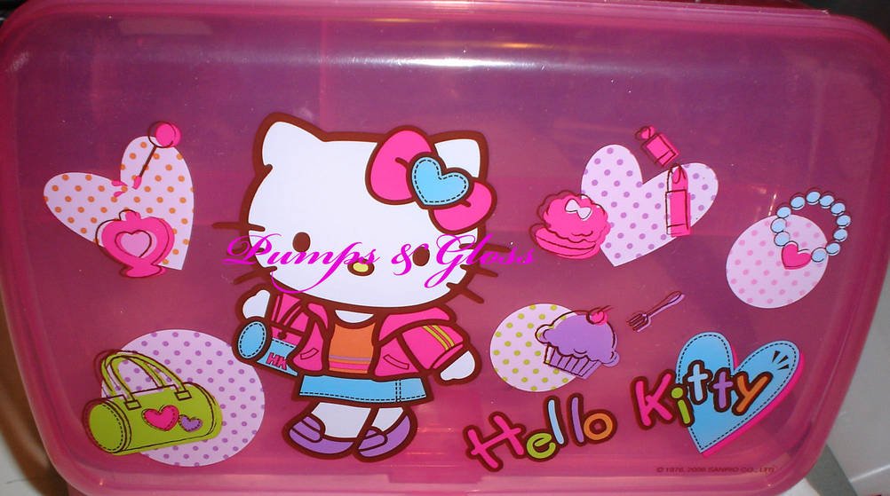 Hello Kitty Makeup Case