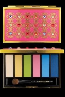 Manish Arora for MAC eye shadow palette