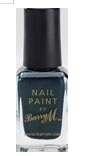 Barry M Nail Paint in Racing Green