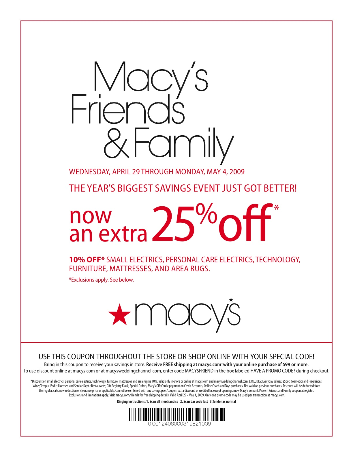 Macy's has Coach handbags, clothing, shoes, wallets, sunglasses, boots, pumps, flats, jewelry, accessories, and more for women and men. Shoppers can save an extra % off with an online Macy's coupon code at checkout. All deals ship free on orders of .