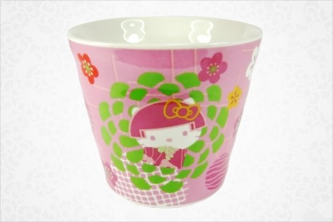 Hello Kitty Ceramic Cup - Doll