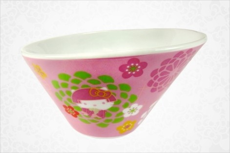 Hello Kitty Salad Bowl - Doll