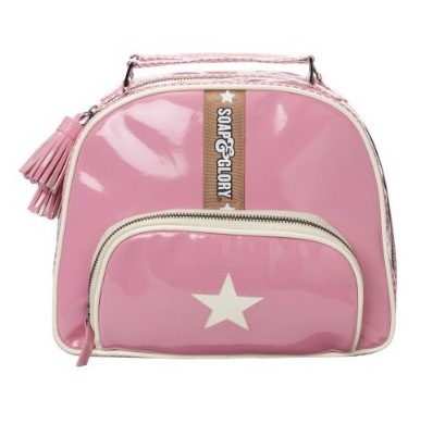Soap and Glory Weekender Bag