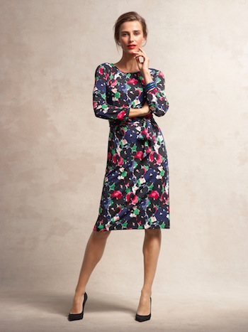 Talbots fall 2012 collection part 1 pumps gloss for Talbots dresses for weddings