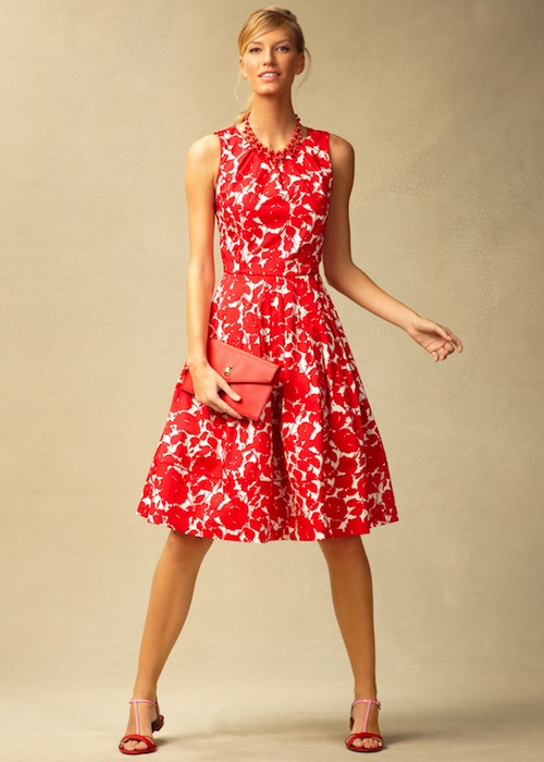 Talbots spring 2013 outfits part 2 pumps gloss for Talbots dresses for weddings