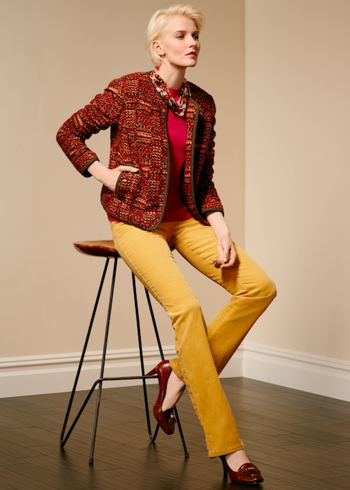 Talbots Fall Outfit 6