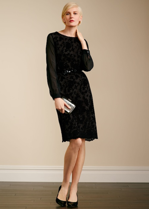 Talbots Lace dress