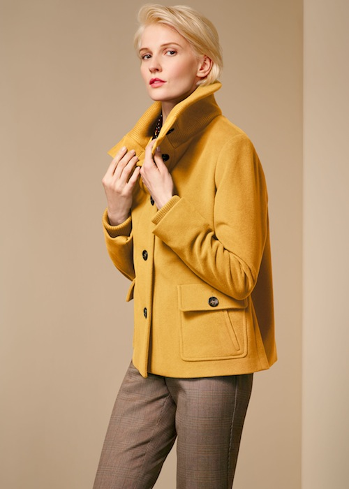Talbots Plush coat