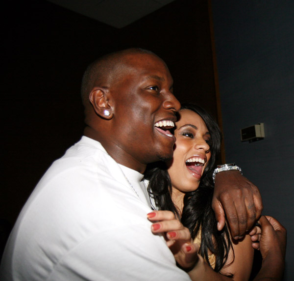 tyrese and mylessa ford - www.uptoparr.com