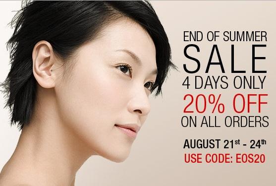 Discount Coupon Code EOS20