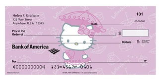 Hello Kitty Check