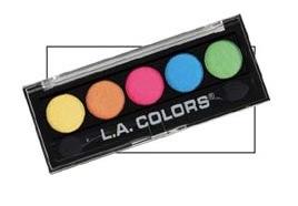 LA Colors Tease Palette