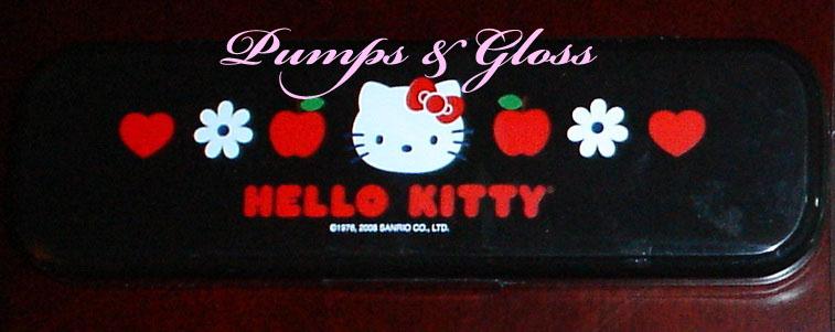 Hello Kitty Black Case