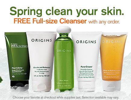 Origins_Cleansers