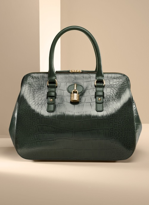 Talbots Doctor bag Green