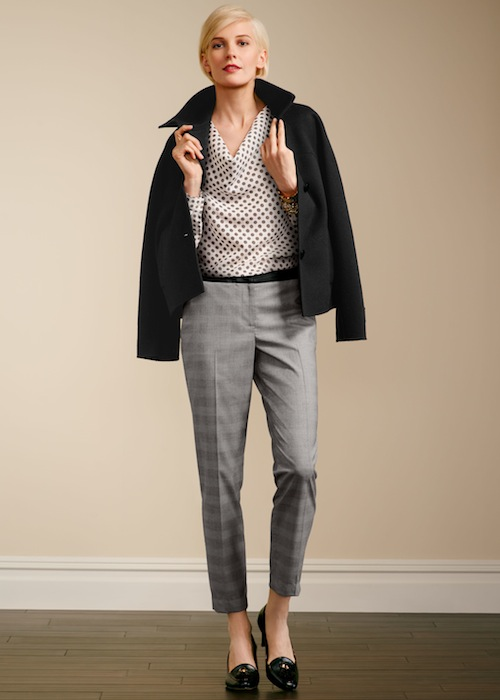 Talbots Fall Outfit 13