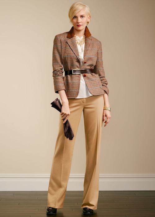 Talbots Fall Outfit 9