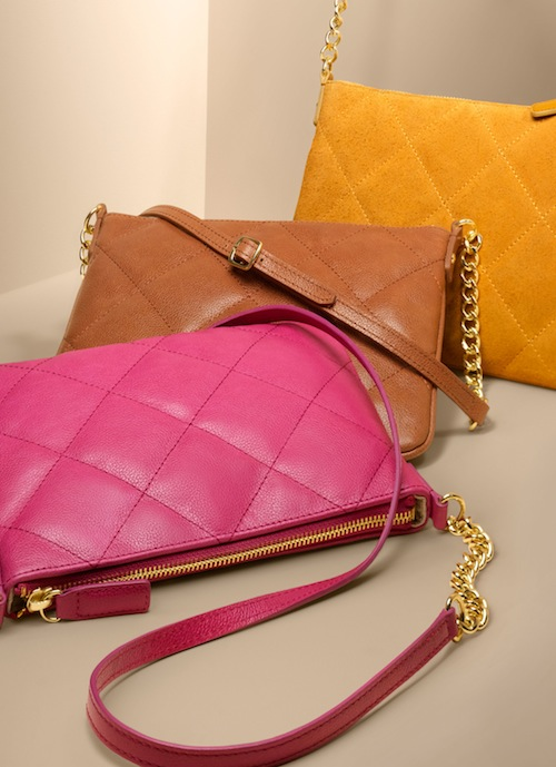 Talbots Quilted cross-body bag