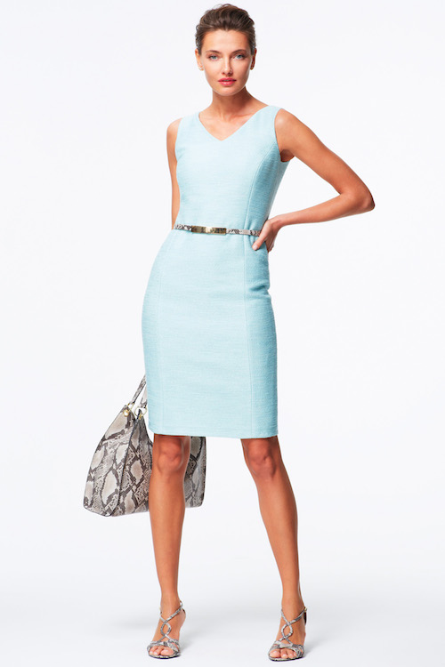 Talbots Spring Outfit2