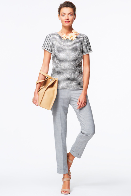 Talbots Spring Outfit4