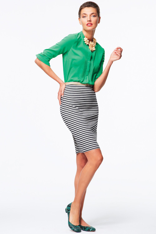 Talbots Spring Outfit5