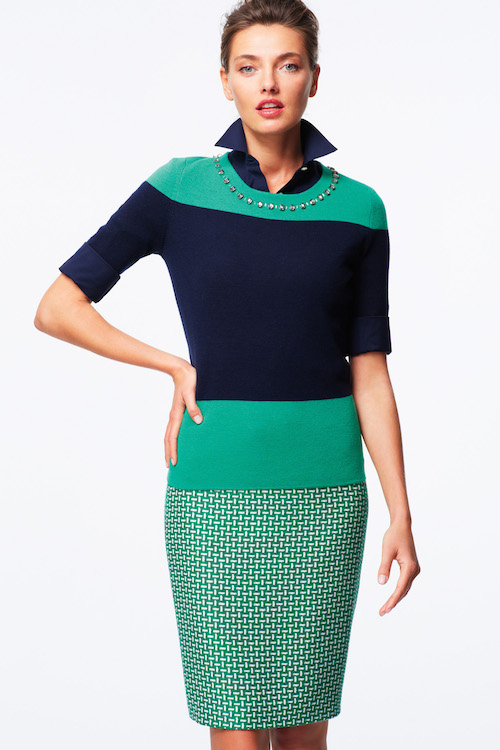 Talbots Spring Outfit6