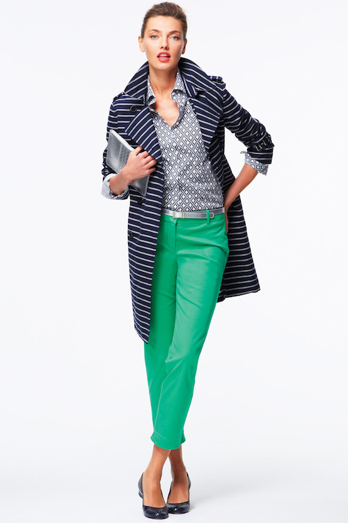 Talbots Spring Outfit7