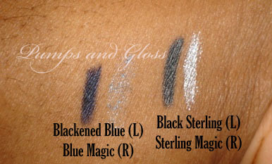 milani-black-magic-liner-and-eye-glimmer-swatches1